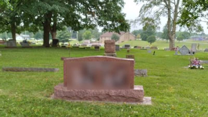 Vandals recently targeted the Evergreen Cemetery in Republic, leaving community members in shock.