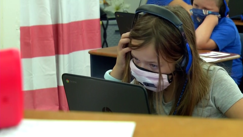 Masks may be on your school supply list, here are a few tips to finding the right fit.