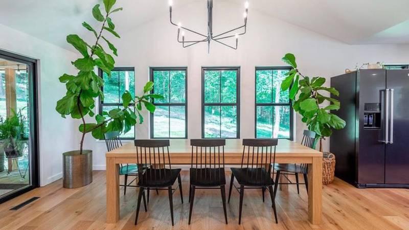 Ben Whitten owns Fog River, a custom high-end furniture making small business.
