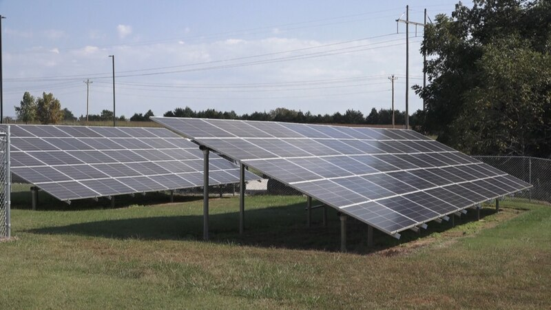 In 2019 the Hollister School District installed its first set of solar panels, and in two years...