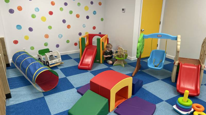 Imaginasium is an indoor playground located in south Springfield.