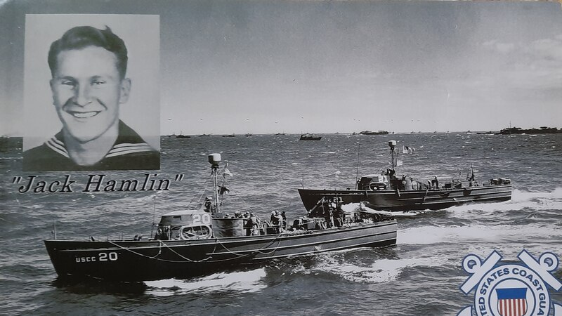 Jack Hamlin is a WWII veteran who served in the United States Coast guard on D-Day. Hamlin...
