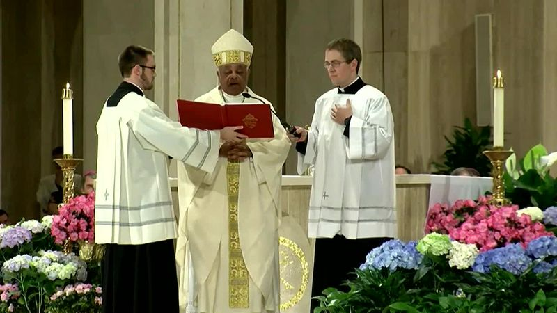 Pope Francis to appoint 13 new cardinals, including the current Washington D.C. Archbishop...