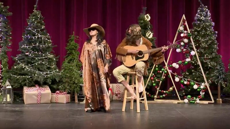 Ned Reynolds & Joe Daues talked to Daniel Posey about their performance for CPO's Christmas...