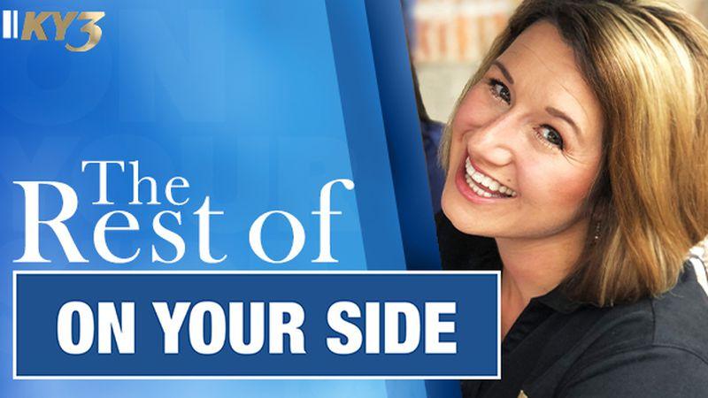 Ashley Reynolds hosts On Your Side podcast.