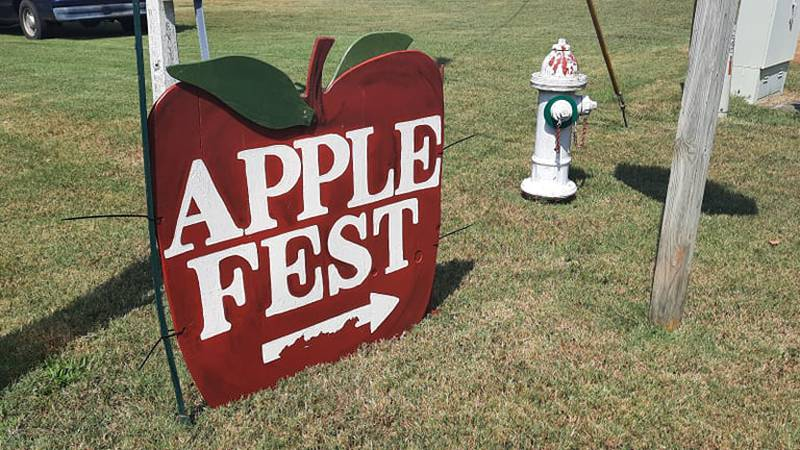 Marionville kicked off the 32nd annual Applefest on Friday after not having the festival in...