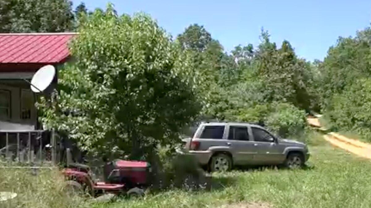 Federal fugitive dies in Oregon County, Mo.
