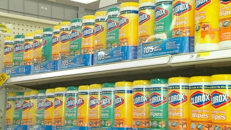 Americans have scoured stores and the internet for the popular disinfecting wipes that protect...