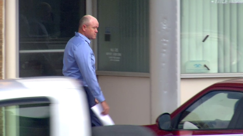 Shane Fellers is accused of stealing from customers.