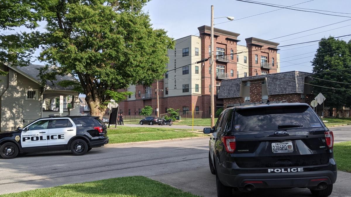 Police responded Thursday morning at 1257 East Cherry Street.