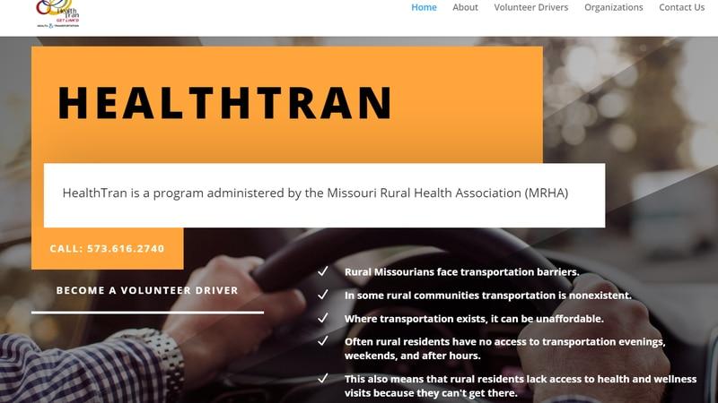MO Rural Health Association program