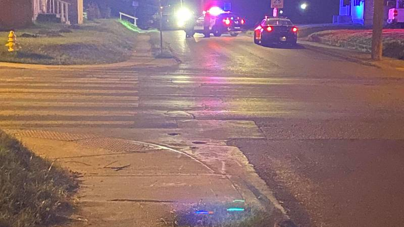 Police responded to a shots heard call in the Hawthorn Park neighborhood.