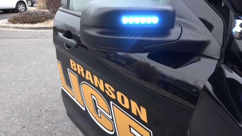 New data shows that overall reported crime is down in Branson so far in 2020 compared to last...