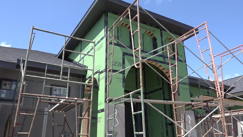 Want to build a home or remodel? You might have to wait a year.