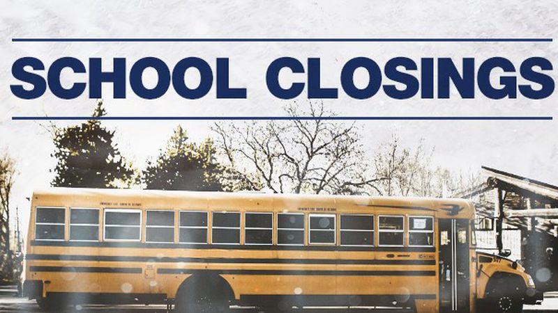 School closings in the Ozarks.
