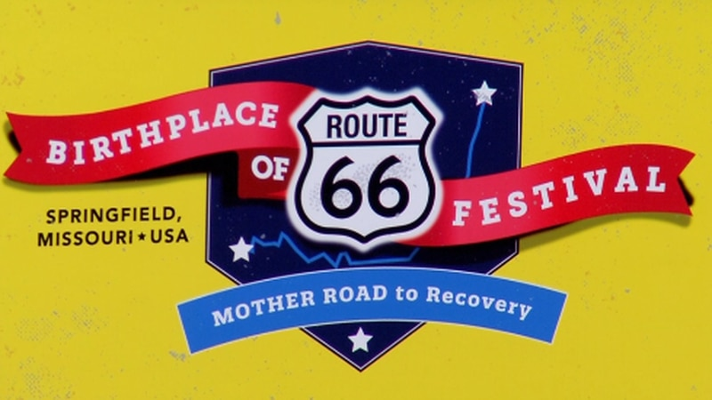 For the second year in a row, the Birthplace of Route 66 Festival in downtown Springfield has...