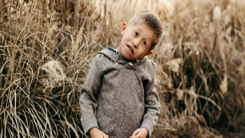 Jaxson Kapica is the only person in the world with his diagnoses.