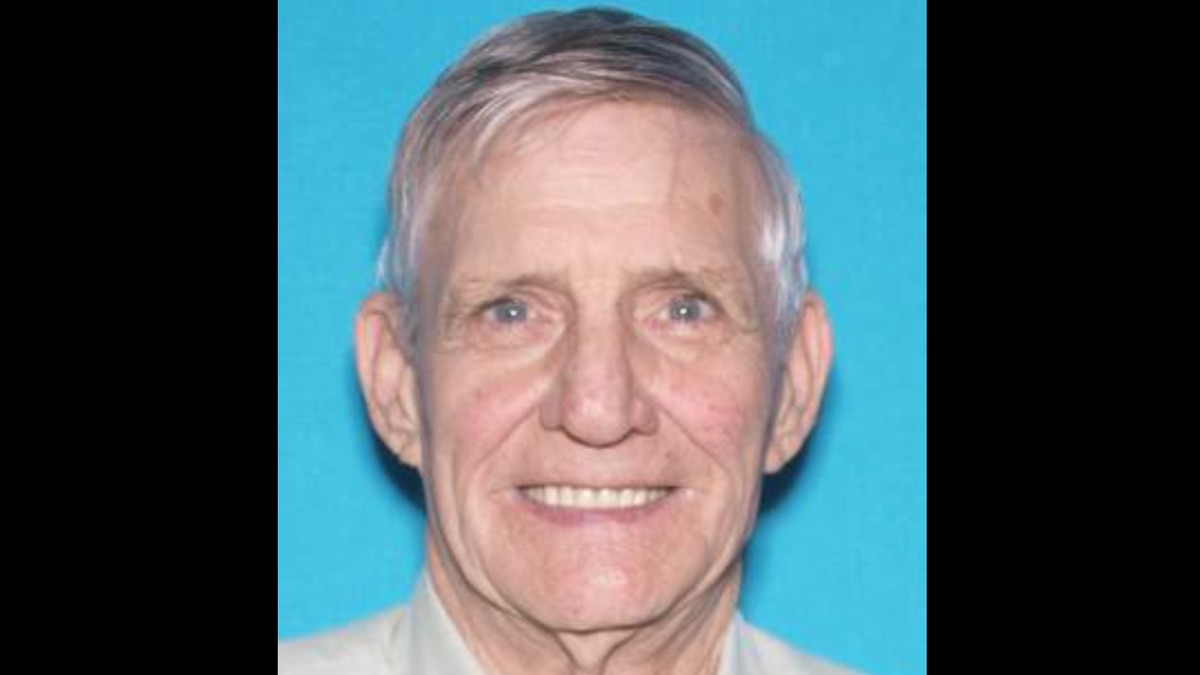 Orvil Loge, 77, disappeared from Rodeo Lane around 9 a.m.  He suffers from early onset dementia...