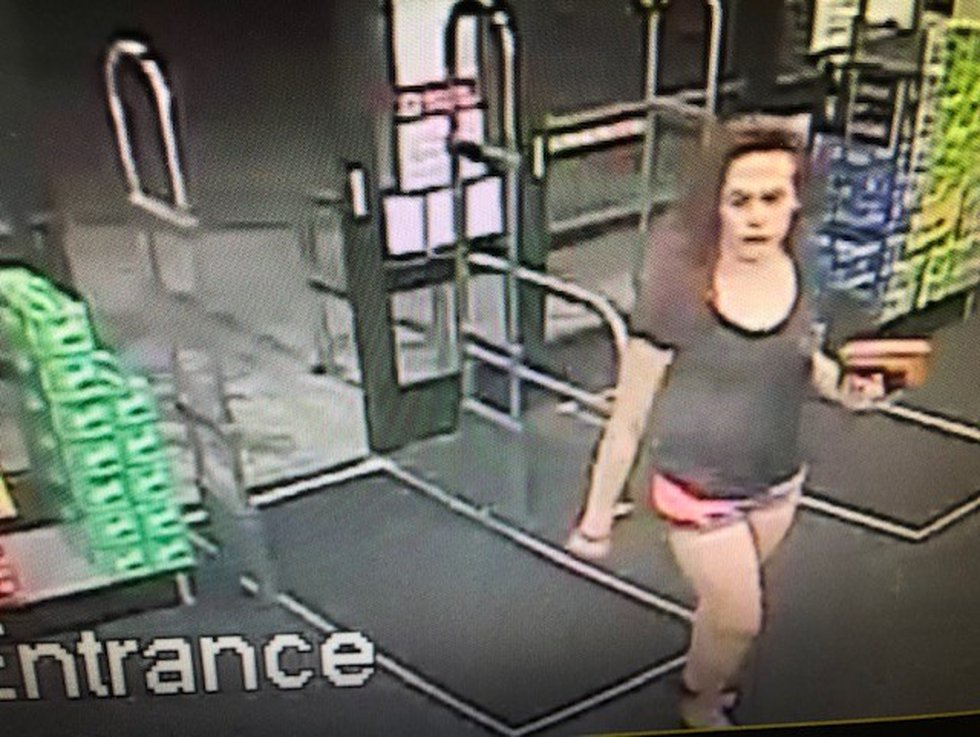 Detectives want to ID the woman in Walgreen's security video.