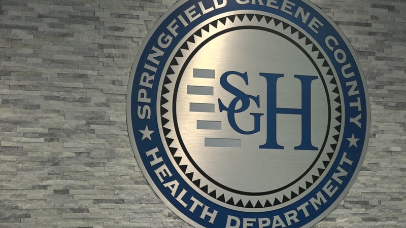 Springfield-Greene County Health Department logo