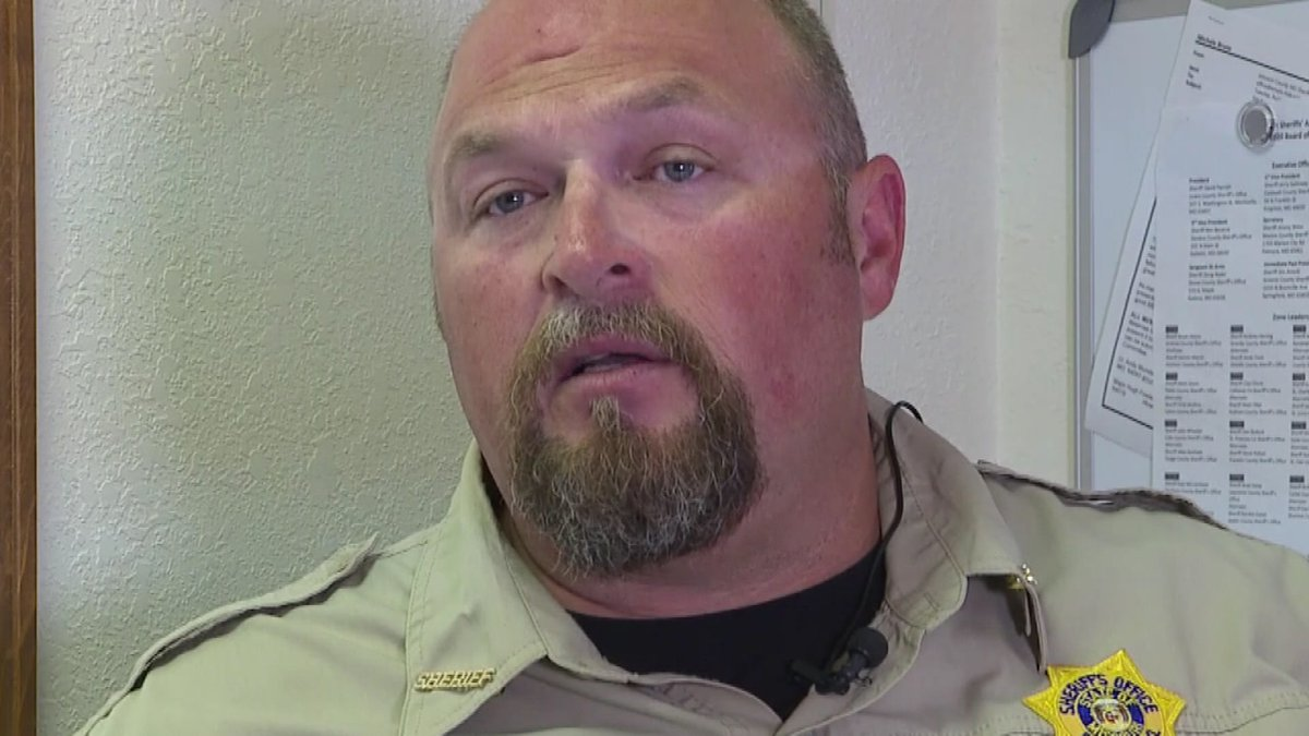 Benton County, Mo. Sheriff Eric Knox