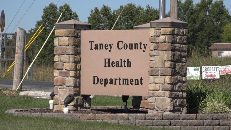 Taney County Health Department director, Lisa Marshall says the booster clinics will be held...