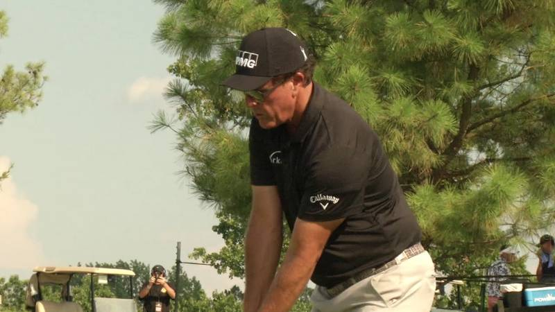 Phil Mickelson debuts on Champions Tour at Ozarks National.