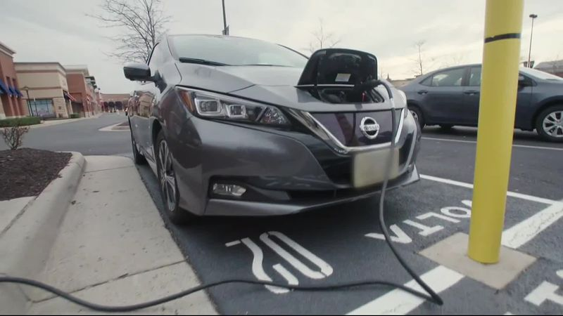 City Utilities offers rebates for EV outlets in homes.
