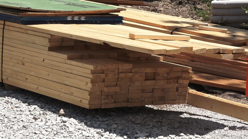 High lumber prices and some pandemic challenges are not stopping Branson residents from...