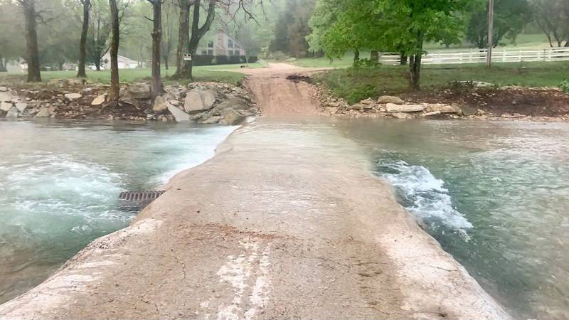 Walnut Shade residents look for a flooding solution on Bear Creek