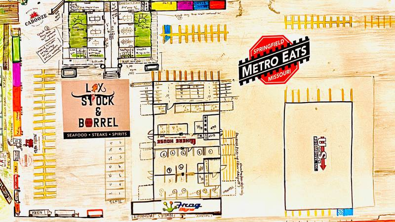 This May Metro Eats is hoping to open their food truck park and farmer's market on West Sunshine.