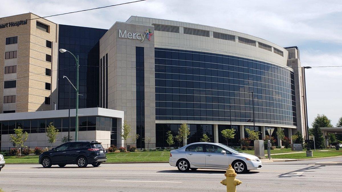 Mercy Hospital in Springfield.