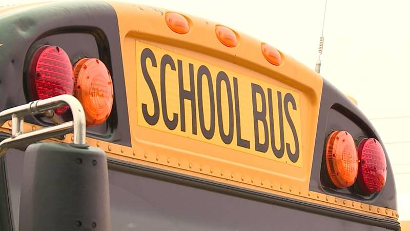 Many school districts say they are in desperate need of school bus drivers.