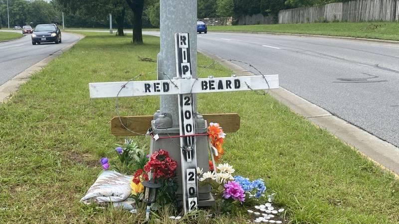 Memorial on Kansas Expressway
