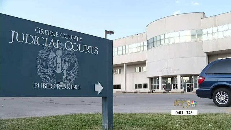 Greene Co Justice Center