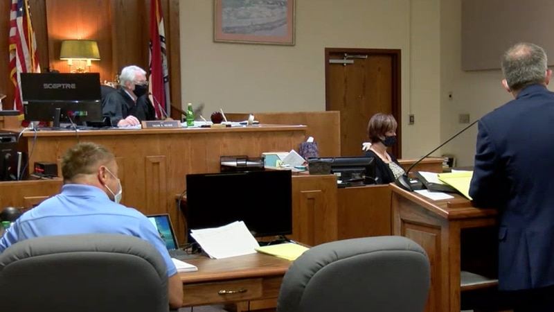 Judge hears opening arguments in trial against Springfield man accused in killing of...