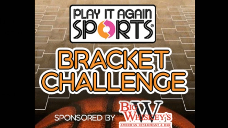 Play It Again Sports Bracket Challenge