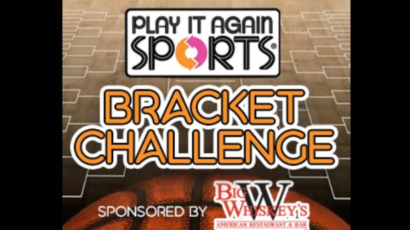 Play It Again Sports Bracket Challenge