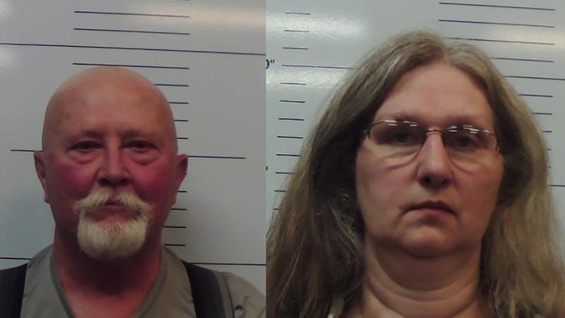 Boyd and Stephanie Householder/Vernon County Sheriff's Office