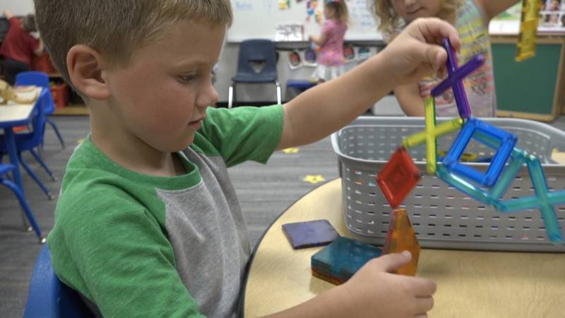 Cassville School District opens its new Early Childhood Center.