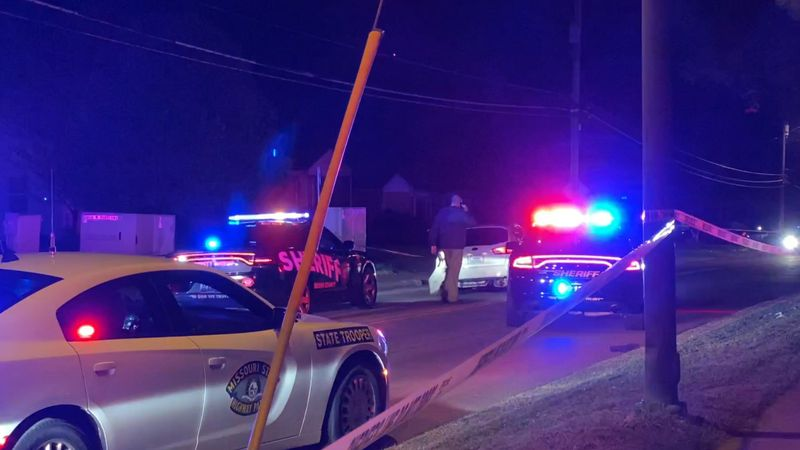 Pursuit starts in Christian County, then ends in Springfield