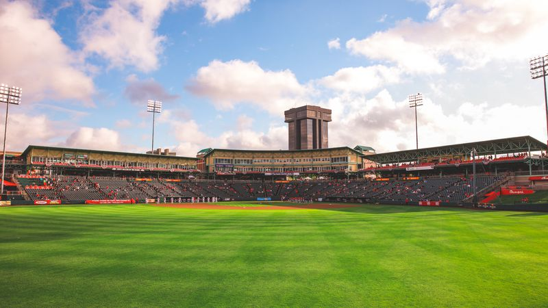 Hammons Field.