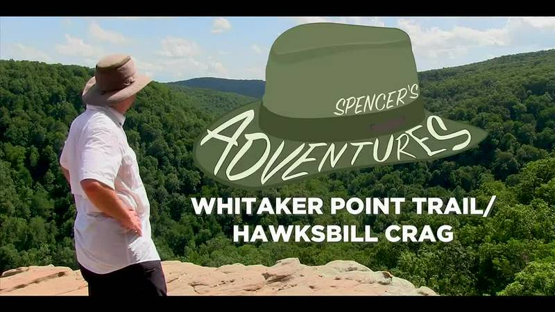 The Place: Spencer's Adventures Hawksbill Crag