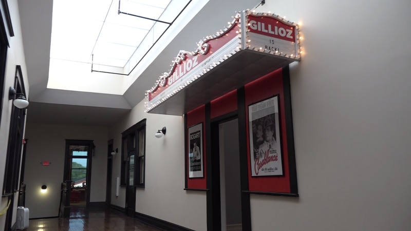 The Monett Historical Society recently opened the Little Gilloiz Theater to pay tribute to the...