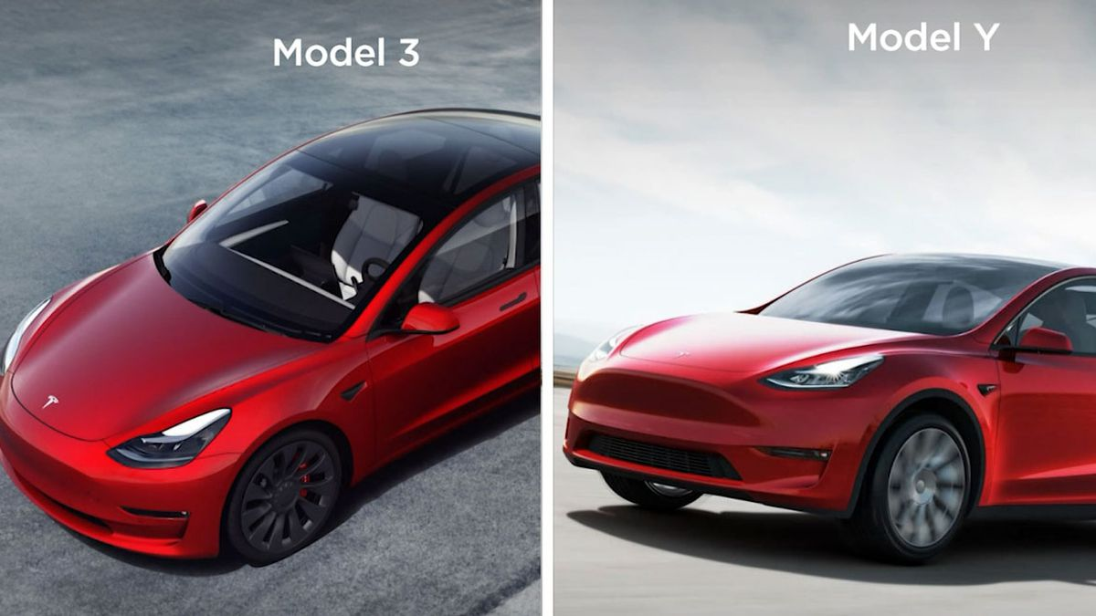 The recall applies to certain Model 3 and Model Y vehicles.